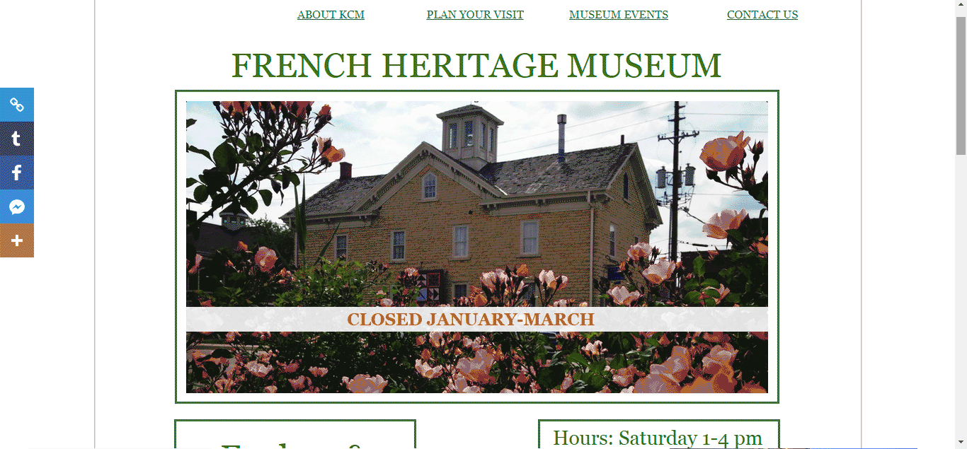 French Heritage Museum